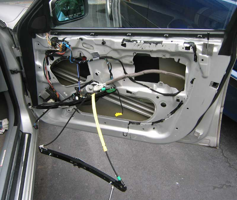 Power Window Repair and Replacement at Pacific Auto Glass in Mesa, Arizona