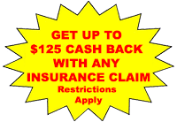 Get Up to $125 Cash Back with Any Insurance Claim at Pacific Auto Glass in Mesa Arizona